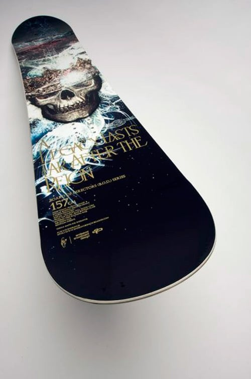 Hydro74 vs. Endeavor Snowboards by Joshua M. Smith