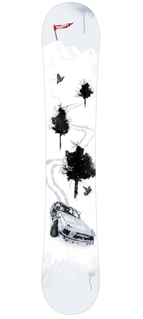 Salomon Snowboards Artwork Contest 2007 - BLAKBLOK