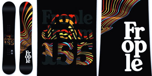 Frople Snowboards 2009 by Wert