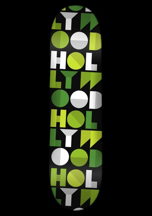 Snowboard design by Nils Carlson