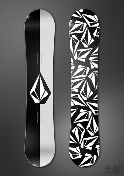 Snowboard designs by Paulo Henrique Storch