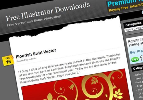 free4illustrator.com