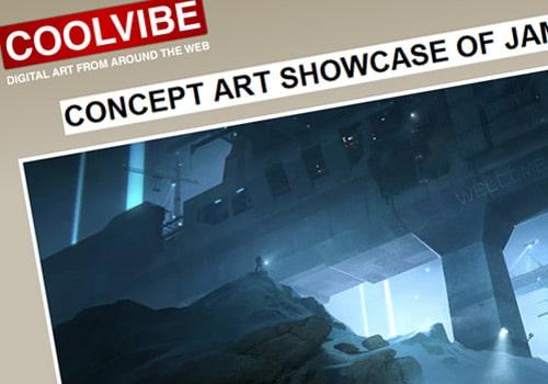 Concept art showcase of Jamshed Jurabaev