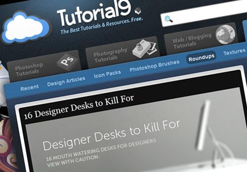 16 Designer Desks to Kill For