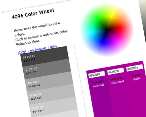 ficml.org   4096 Color Wheel