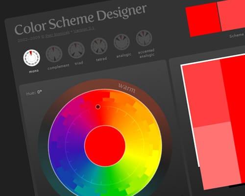 colorschemedesigner.com | Color Scheme Designer 3