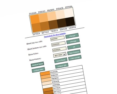 slayeroffice | color palette creator v1.6.1