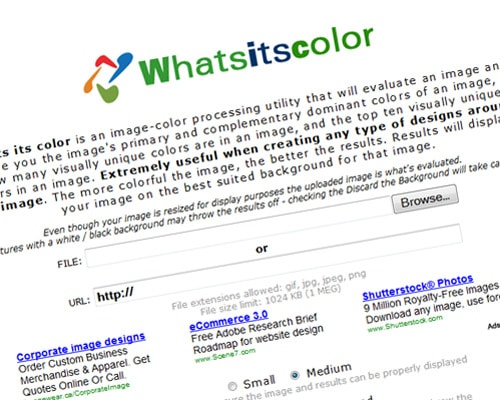 whatsitscolor.com | image-color processing