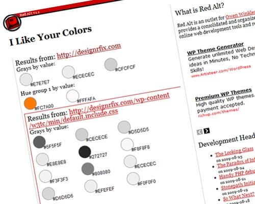 redalt.com   I Like Your Colors