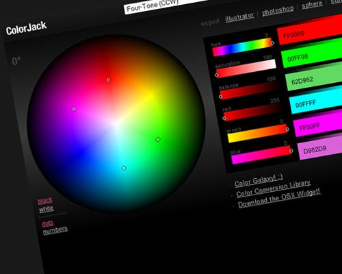 colorjack.com | Color Sphere