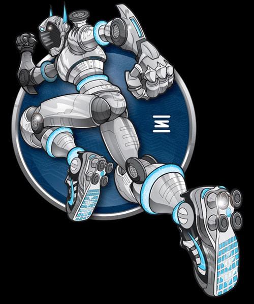 Shoxbot by lordmesa