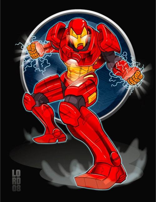 I Am Iron Man by lordmesa