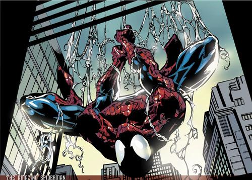 Spiderman by dsgncore