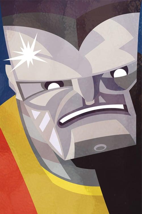 Colossus Geo by Jamie Roberts