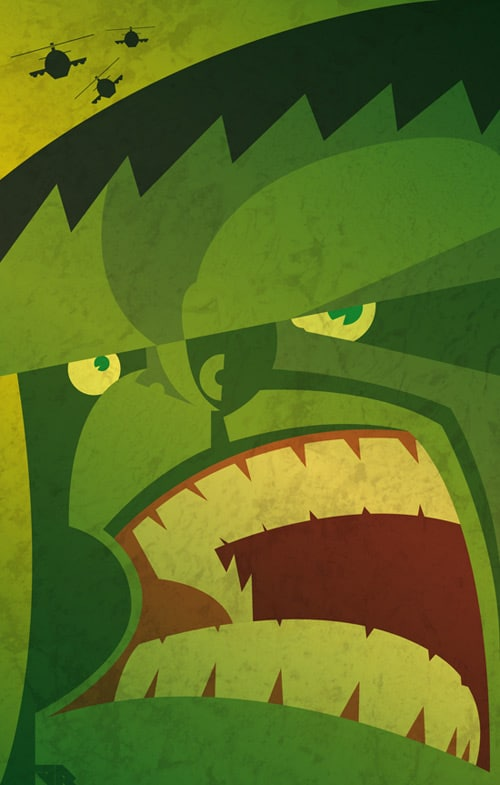 Hulk Geo - amended by Jamie Roberts