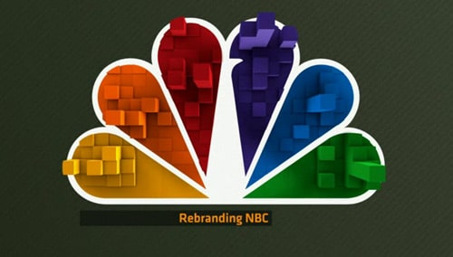 NBC Rebrand by Capacity