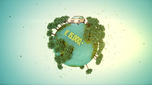 Volvo - Drive Around the World by Martijn Hogenkamp
