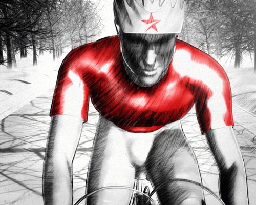 starsports bicycle by hock