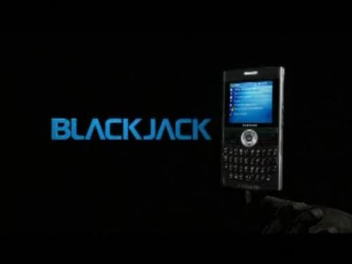 "BlackJack ""Flourish"" by Scott Denton"