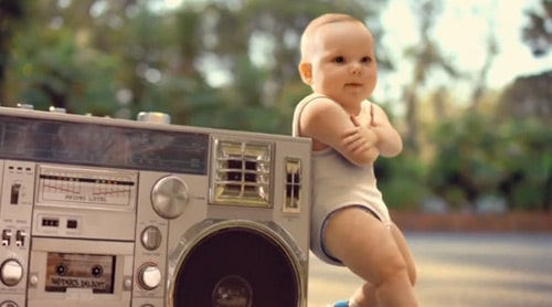 Roller Babies by Partizan