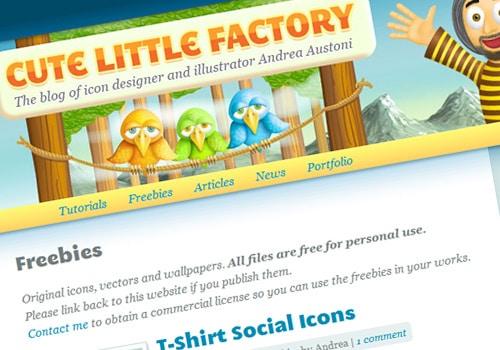 cutelittlefactory.com