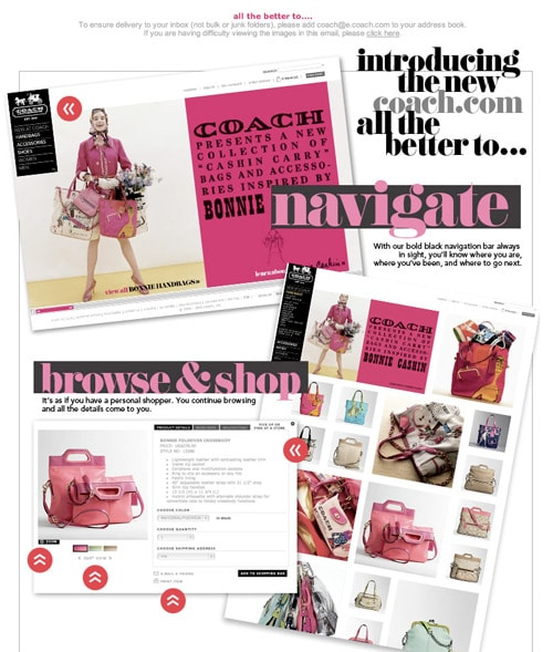 newsletter design 50 great examples designrfix