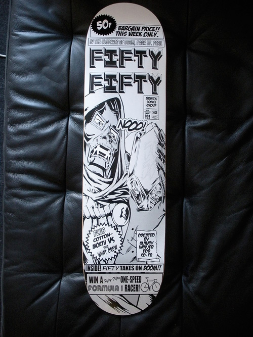 FIFTY FIFTY X RICHT by Richt