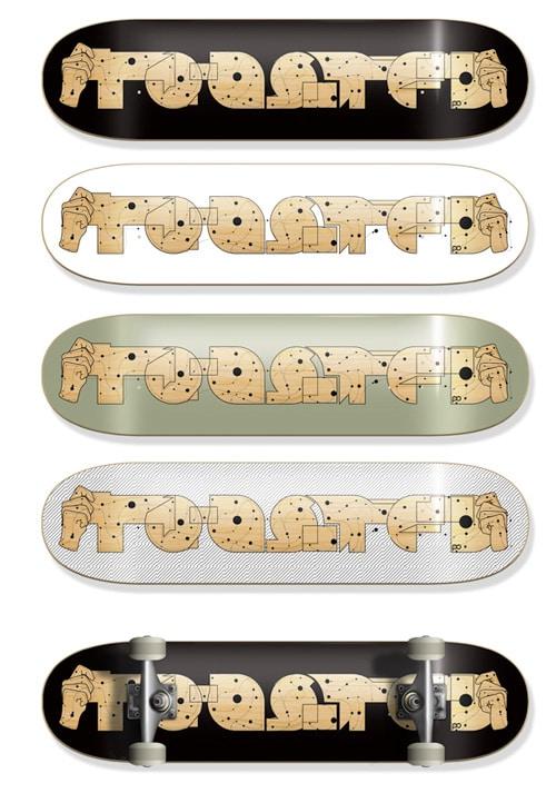 Skateboard: Toasted by PoshOne
