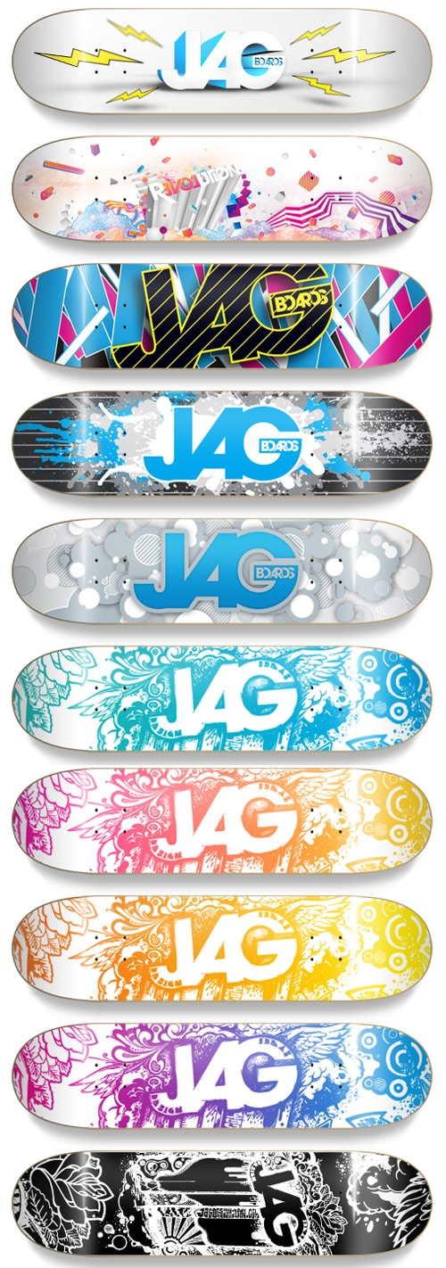 JAG Boards - Joel Glovier