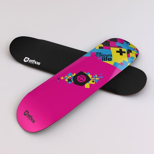 Ethos Skateboards by Anthony Dart