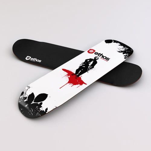 Ethos Skateboards by Anthony Dart