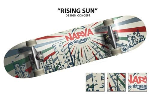 Rising Sun by Murakumon