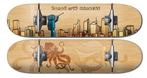 YS Decks by Squirrel-Industries