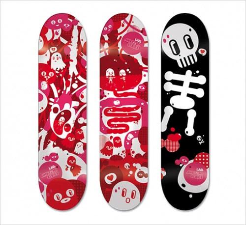 Designs by Emil Kozak