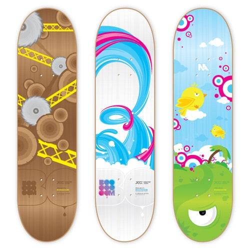 NA Skate by JCG