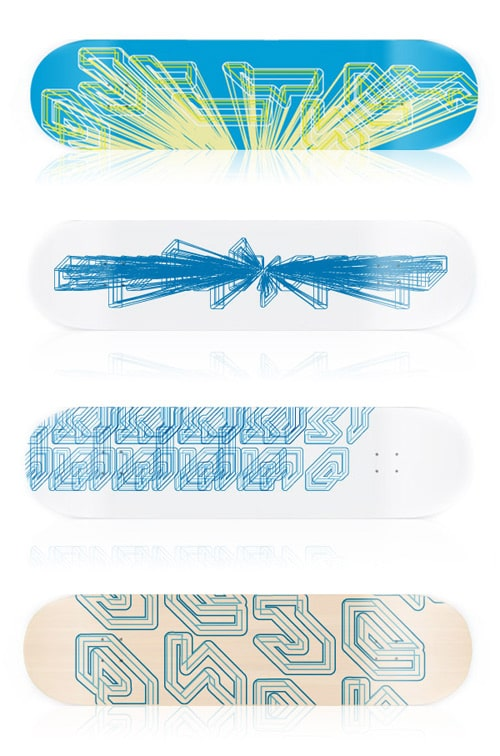 adrenn // skateboards by Facundo Talepp