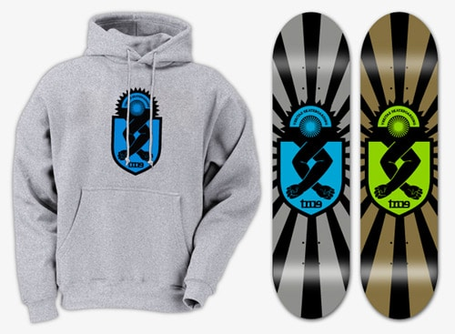 Veritas Skateboarding by Luis Vicente Hernandez