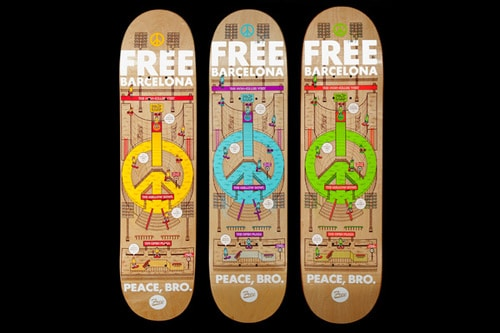 Decks, Boards & Apparel by Angel Sanz Correa