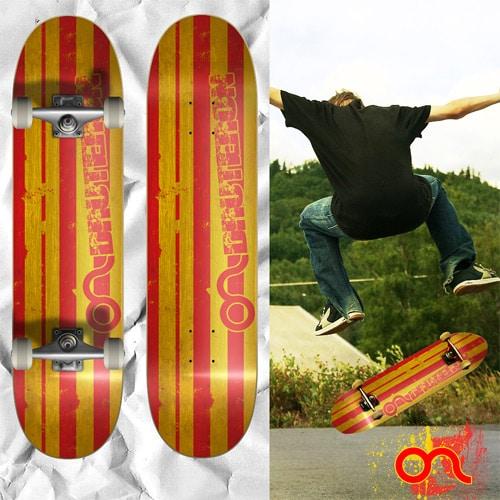 Druteron Skateboard by Druteron