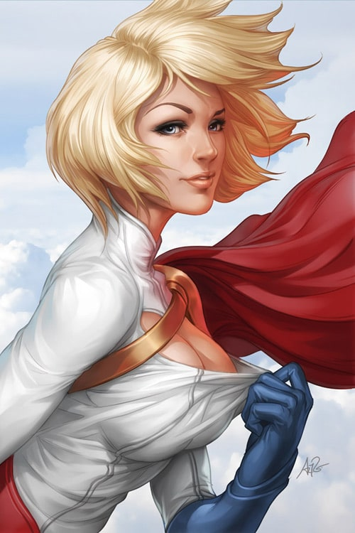 Breezy Day by `Artgerm