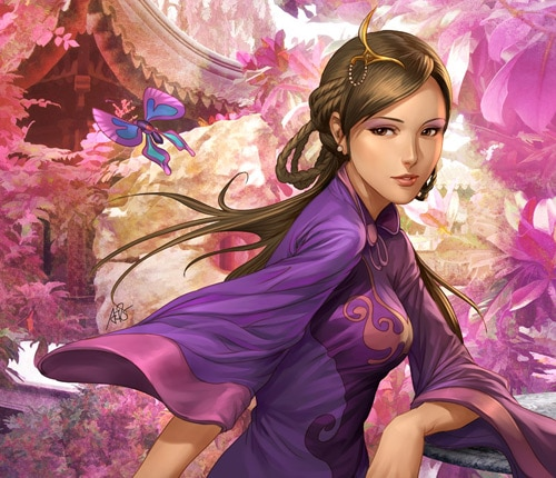 Three Kingdoms - Da Qiao by `Artgerm