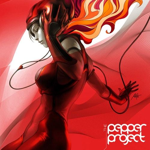 Pepper Groove by `Artgerm