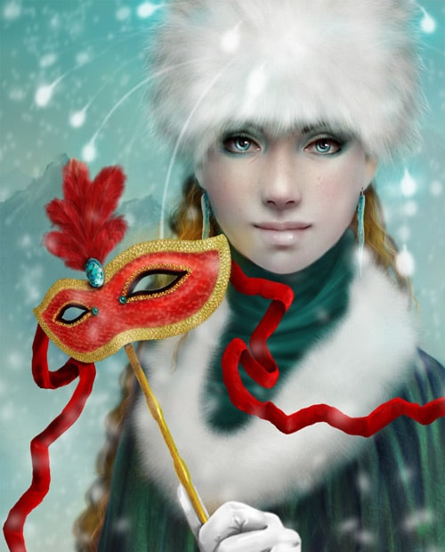 Winter Masque