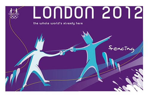 London Olympics Design by Delonious