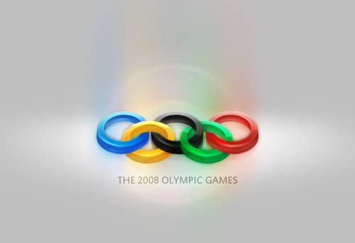 3D Olympics Logo - WP Pack by Axel N