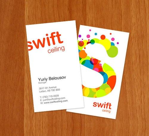 Swift Ceiling by 350 Designs (350designs.com)