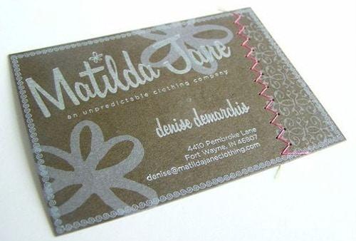 Matilda Jane by One Lucky Guitar (www.oneluckyguitar.com)