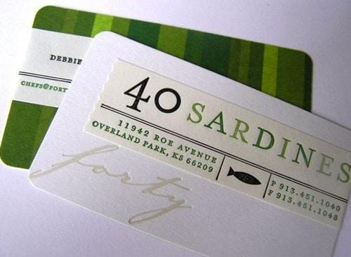 40 Sardines by Barkley Evergreen & Partners (www.beap.com)
