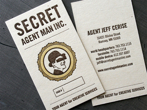 Secret agent by Clockwork