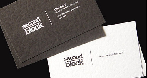 Second Block (www.secondblock.com)